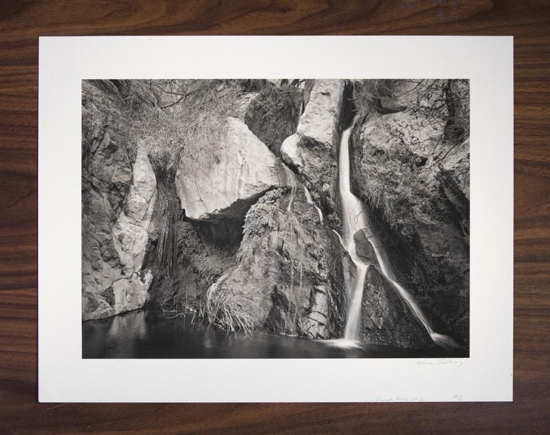 Darwin Falls, CA 2 © Tyler Boley 1998